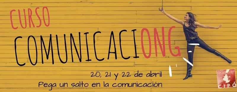 Curso comunicacion ONG abril
