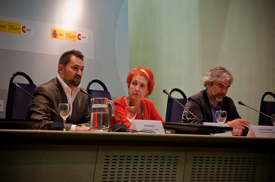 Comunicación de importantes eventos para la Agencia Española de Cooperación (AECID)