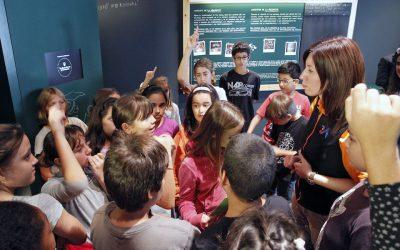 """La exposición """"Inventos que cambian vidas"""" se inaugura en Pamplona"""