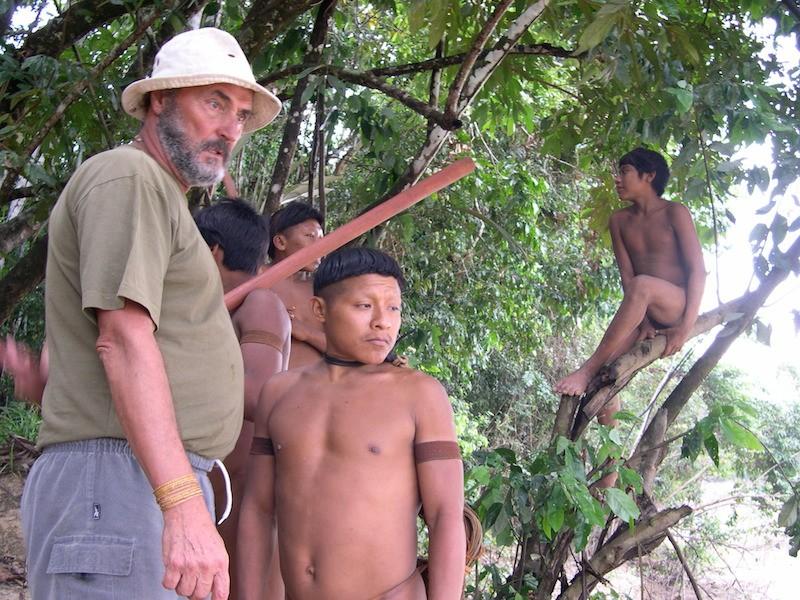 Korubo, indios aislados