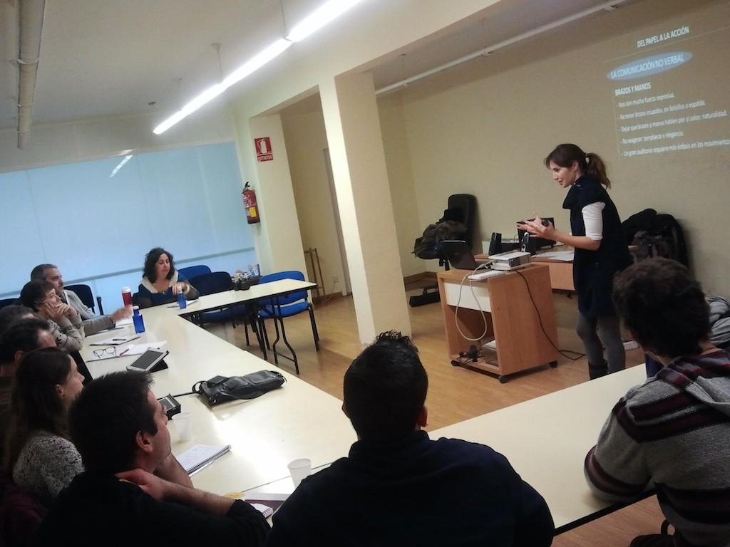 Cursos a la carta para Ecologistas en Acción, La Rueca Asociación y la Coordinadora de ONGD de Castilla y León