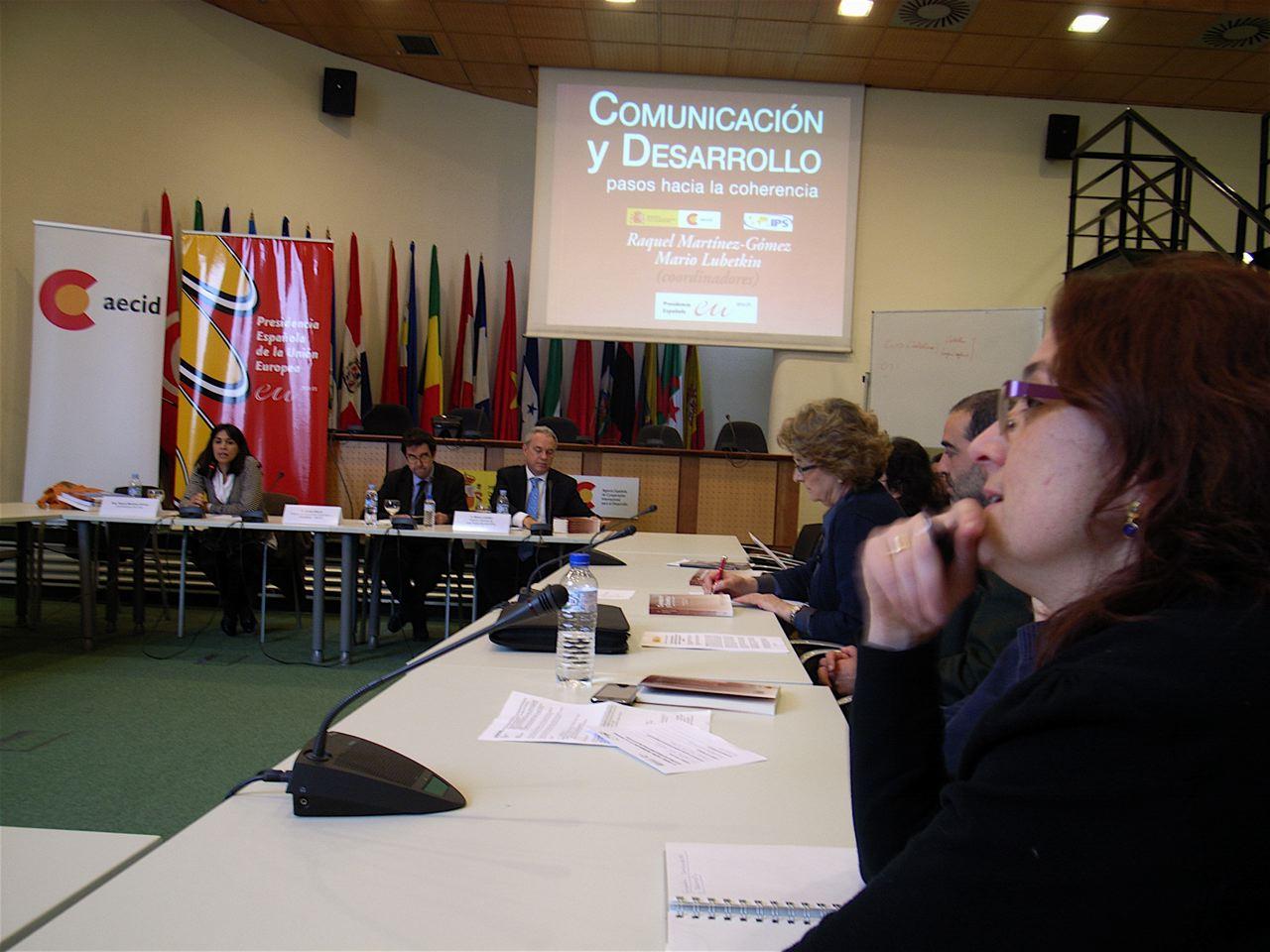 Acciones de Comunicación AECID. CIPO Company