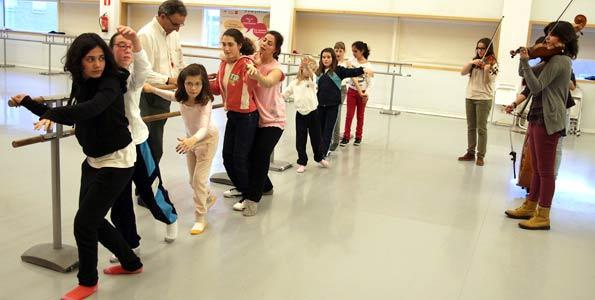 Realizamos los contenidos de los Proyectos Sociales de los Teatros del Canal