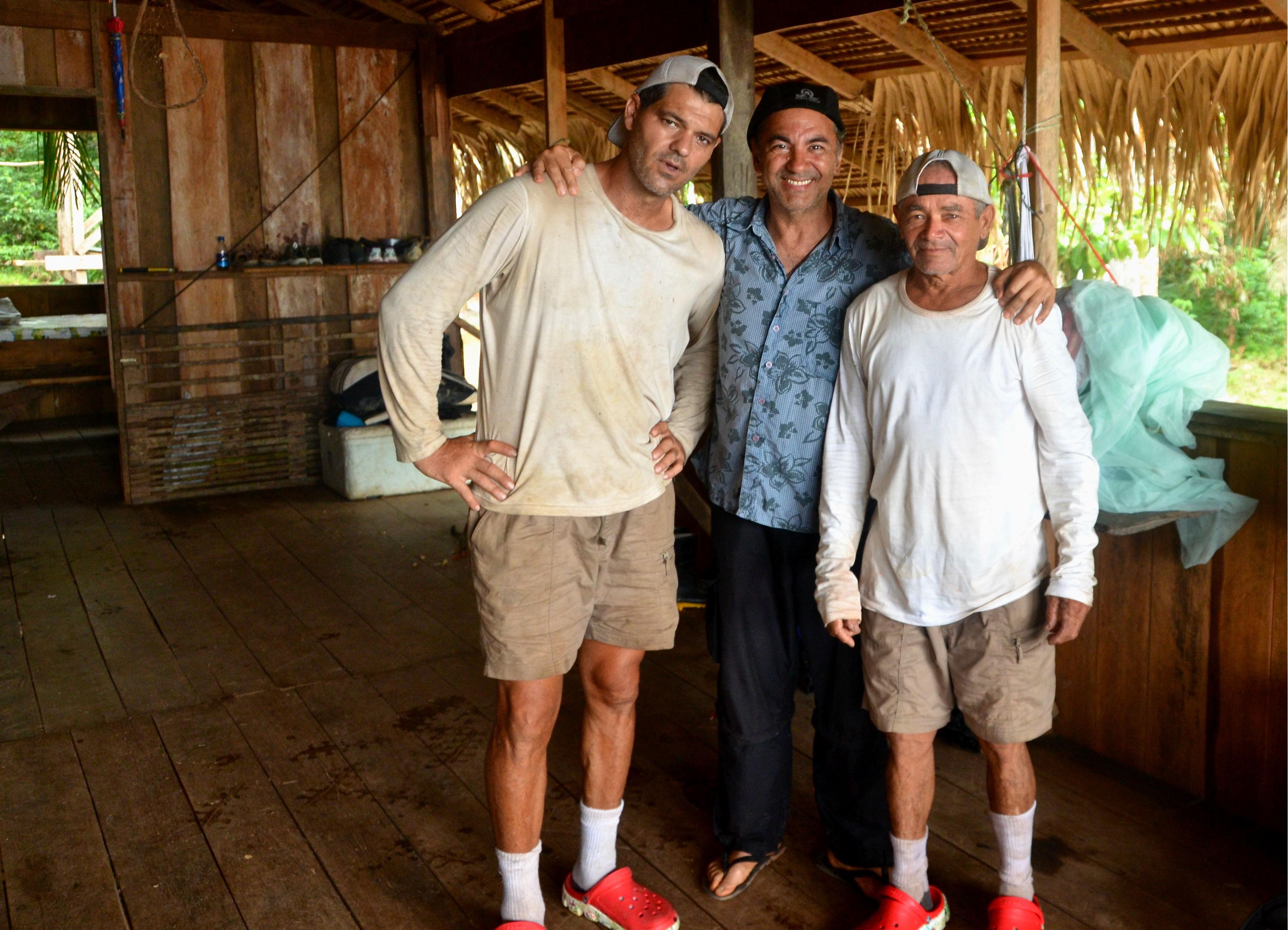Estreno de 'Wild Frank': aventuras en la selva amazónica con CIPÓ Company