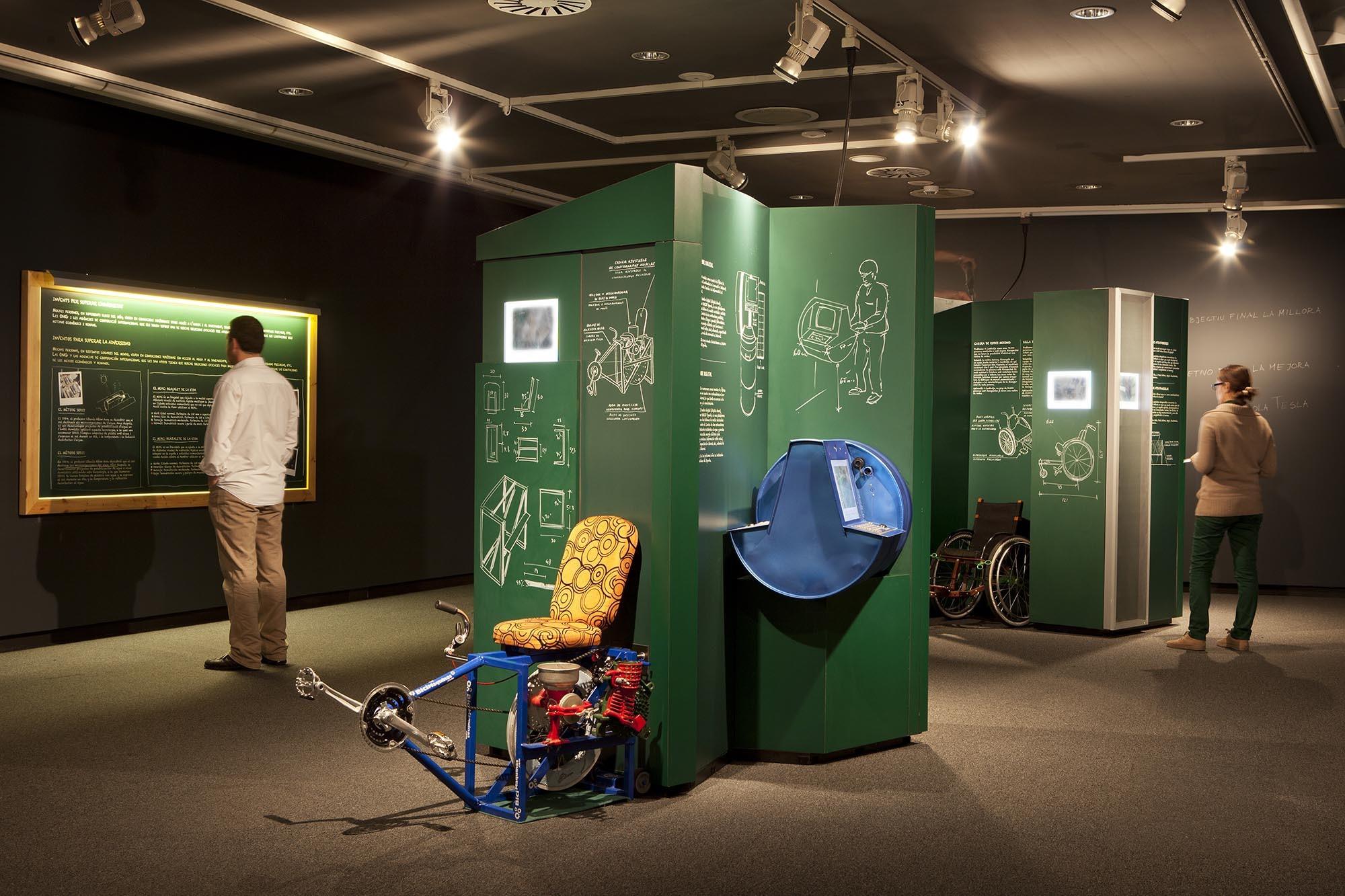 La exposición «Inventos que cambian vidas» llega al Caixa Forum de Madrid