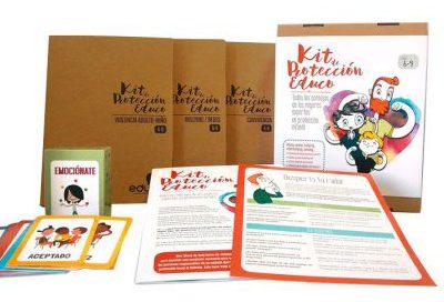 Mensajes Kit de Protección de la Infancia Educo