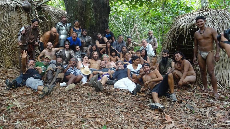 De rodaje tres meses por Amazonia para Movistar +