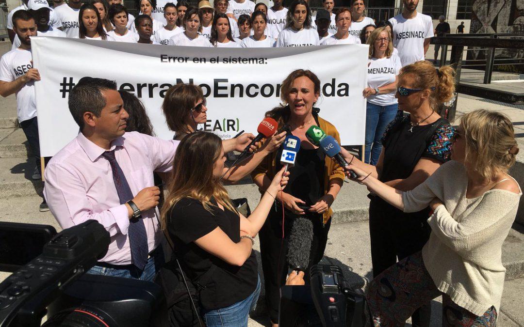 #GuerraNoEncontrada