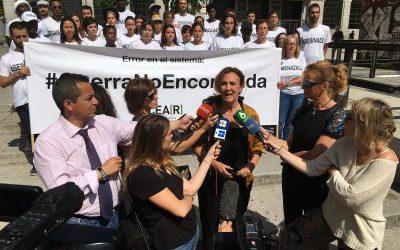 Campaña #GuerraNoEncontrada