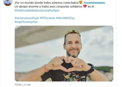 Día Mundial Esclerosis Múltiple 2020