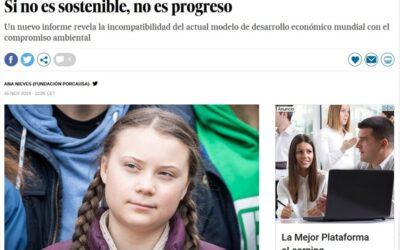 Difusión del Informe «El Cambio Inaplazable»